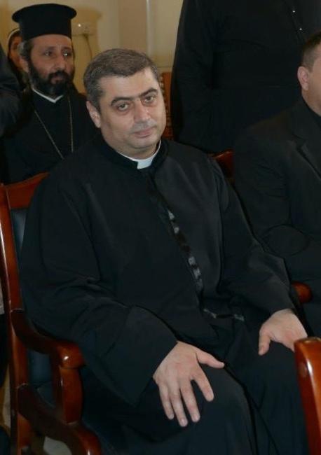 الخوري هادي ضو قيماً للوكالة البطريركية المارونية في روما