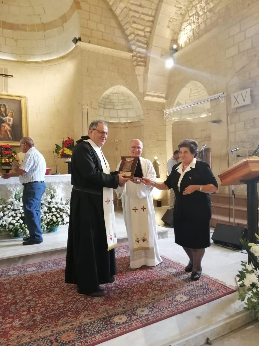 نشاط اللجنة الإدارية مع إقليم صربا الشوف وبعبدا