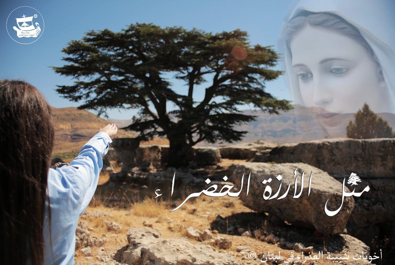 إطلاق شعار أخويات شبيبة العذراء ٢٠١٩