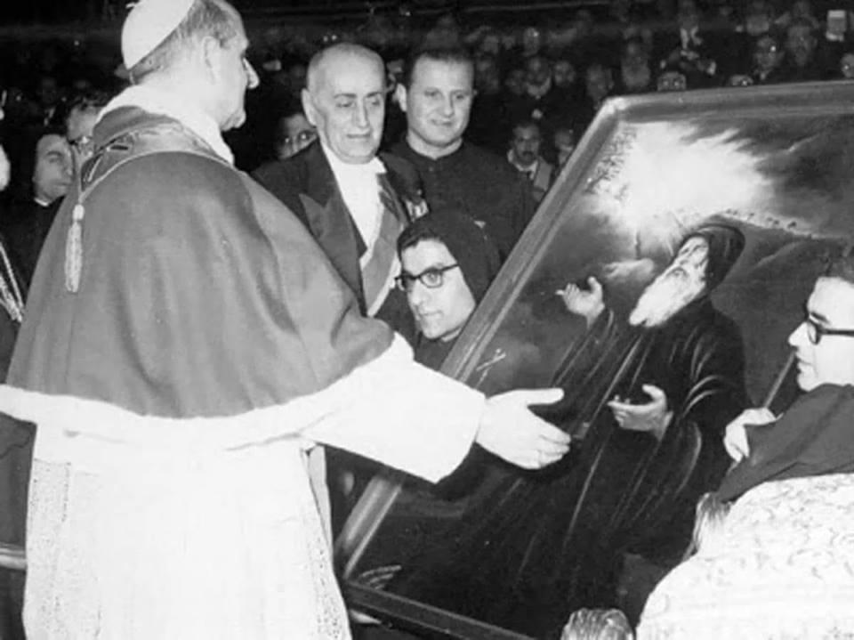 الذكرى 41 لإعلان قداسة مار شربل