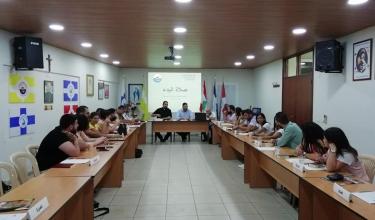 لقاء اللجان الإقليمية لأخويات الشبيبة